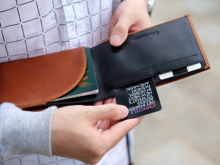 ALL NEW PREGHIERO TRAVEL WALLET