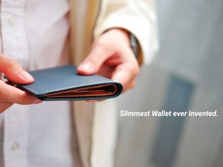 WHY SLIM WALLET?